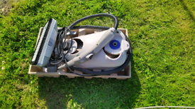 FULLY WORKING polti vaporetto 950 steam cleaner. new replacement parts