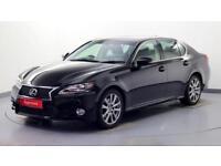 2013 Lexus GS 2.5 Luxury Petrol black Automatic