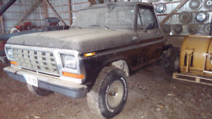 1979 Ford Ranger and Ford Truck Parts