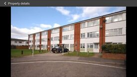 Guildford 1 bed flat with Garage