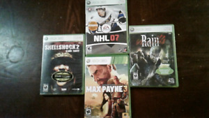 Game DVD'S
