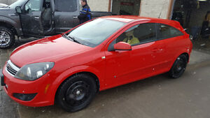 2008 Saturn Astra XR Coupe New Safety