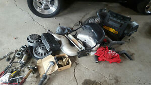 Various 2007 SKIDOO parts!  CHEAP!!