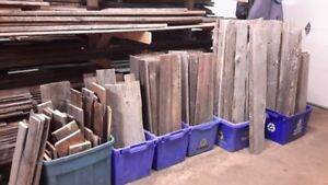 Free to $4 Barnwood Boards