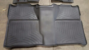 Weather tech floor matts out of 2010 GMC crew cab Kingston Kingston Area image 3
