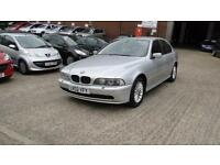 2002 BMW 5 Series 2.5 525d SE 4dr