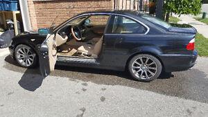 2004 BMW 3-Series Coupe (2 door) 647-278-0407