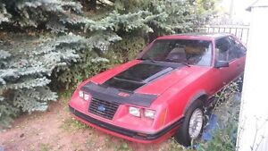1983 Mustang GT T-TOP for sale