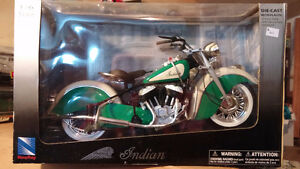 1:6 Scale Indian Motor Cycle