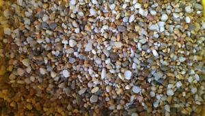 20 pounds of aquarium gravel