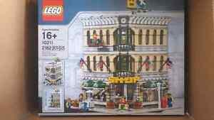 RETIREd - Lego Emporium #10211 BNIB