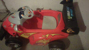 Lightning McQueen electric car. Need gone ASAP Kitchener / Waterloo Kitchener Area image 1