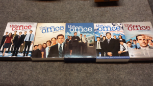 Dvd serie The Office saison 2-3-4-5-6