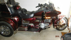 Moto Vintage Honda Goldwing 1990