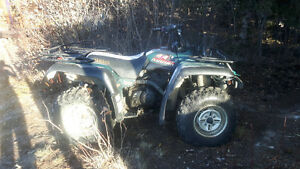 Yamaha Kodial 4x4 Quad to sell