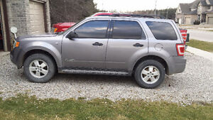 2008 Ford Escape XLT SUV, AS IS