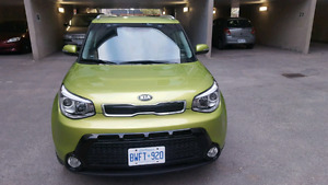 2015 Kia Soul SX VERY LOW MILEAGE, MINT CONDITION
