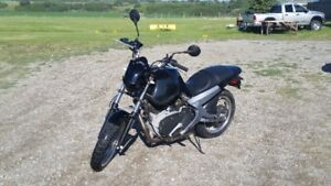 Buell blast Price reduced $4000 6627km $3500 in mods alone