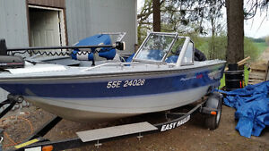 Excellent all round fishing boat
