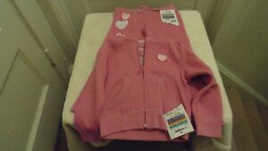 new little girls track suit size 3x