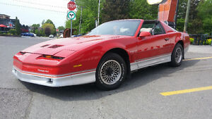 Pontiac Trans am T-TOP