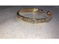 Crystalised woman bracelet