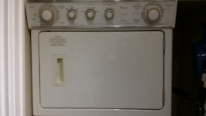 Whirlpool Washer and Dryer Stackable Combo $350