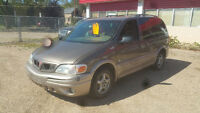 2002 Pontiac Montana! Excellent condition. Very Clean.