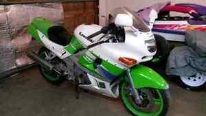 1995 Kawasaki ZX6R