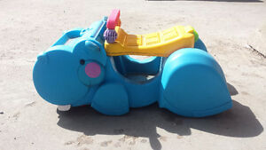 HIPPO TOY CAR only $5.00