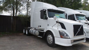 2012 VOLVO VNL64T 630 SPEEPER