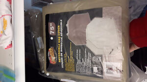 NEW Grill Works reversible BBQ covers