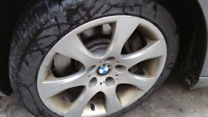 BMW Mags with Winter Tires