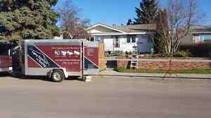 """ROOFING / 5"""" CONTINUOUS EAVESTROUGHING Strathcona County Edmonton Area image 2"""