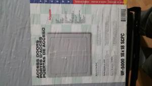 """18"""" x 18"""" UNIVERSA Access Door uf-5000"""