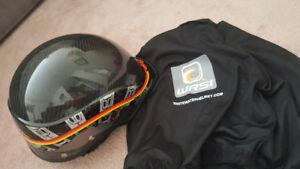 WRSI Trident Composite Helmet **BRAND NEW**