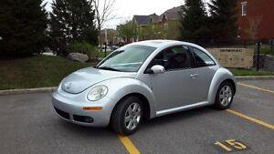 2007 Volkswagen Beetle Coupé (2 portes)