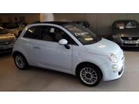Fiat 500C 1.2 LOUNGE convertible 2 owners