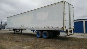 53 foot storage trailer