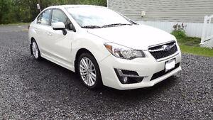 2016 Subaru Impreza sport Sedan