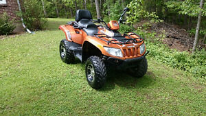 2011 Arctic Cat TRV 550