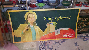 ADVERTISING SIGNS - VINTAGE ADVERTISING SIGNS BUY & SELL