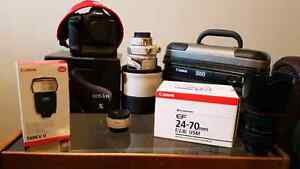 Canon Professional package wildlife or sports!