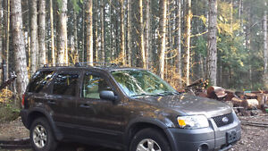 2006 Ford Escape XLT,  SUV, Crossover