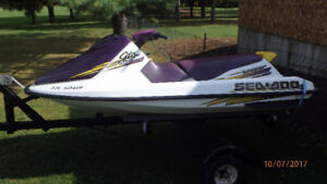 1998 SEADOO GTS Parting out or whole.