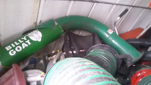 16hp billy goat leaf vacume for sale