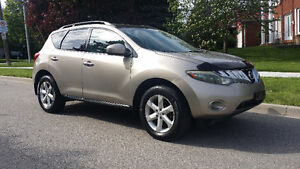2009 Nissan Murano SL SUV, Panaramic roof, Back up Camera, AWD!