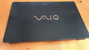 Ordinateur portable Sony Vaio gamer