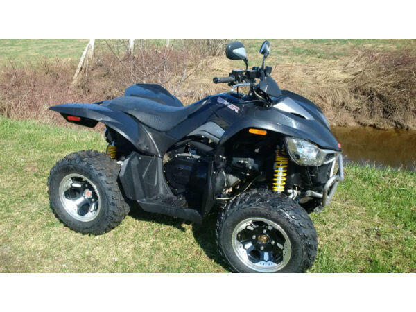 kymco maxxer 450i for sale canada. Black Bedroom Furniture Sets. Home Design Ideas