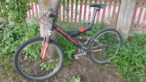 Gary Fisher Joshua F4, Full suspension XC Mtn bike